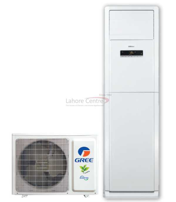 GREE CABINET GF48FWH (4.0 TON) HEAT & COOL WITH OUT DOOR