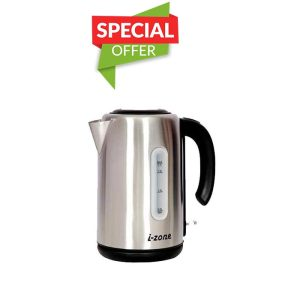 IZONE ELECTRIC KETTLE IZ275 STEEL