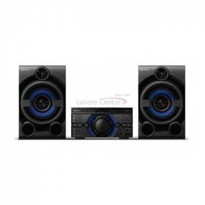 Sony-High-Power-Audio-System-with-DVD-(MHC-M40D)