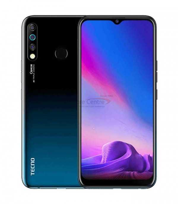 Tecno Camon 12 Air 6.55 Inches 4GB + 64GB