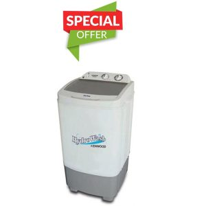kenwood semi auto washing machine KWM-899W