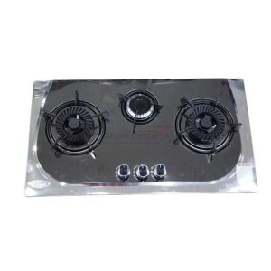 IZONE KITCHEN HOB ARABIAN 703(3BRN STEEL)