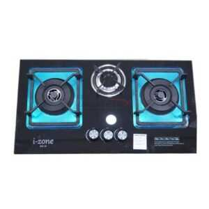IZONE KITCHEN HOB N35 (3BRN Glass)