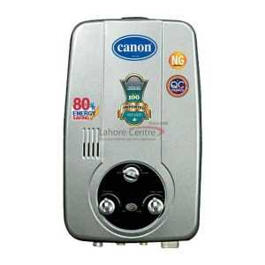 Canon Instant Gas –Water Heater (8 Liter)Dual 18D Plus