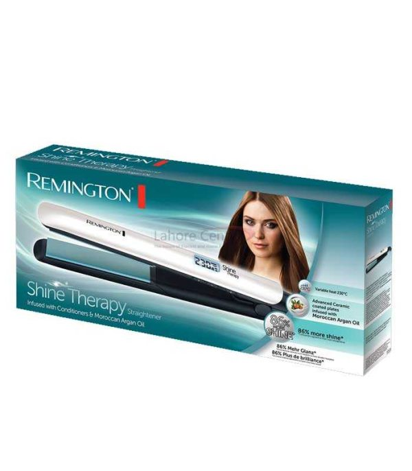 S8500 Remington Straightener – Shine Therapy