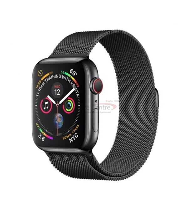 Apple Watch Series 4 44mm Space Black Stainless