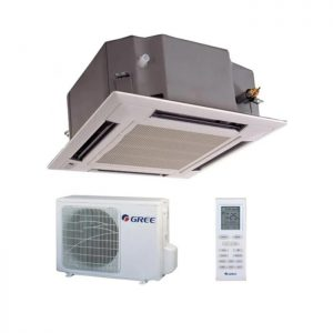 Gree GKH-24K3FI Cassette Air Conditioner 2Ton Heat & Cool