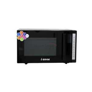I-Zone Microwave Oven 30XDG Grill Black